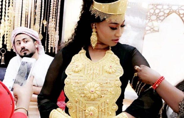 Deux valises d'or de 200 millions: Diaba Sorra , elle se fait lyncher par les internautes (PHOTO)