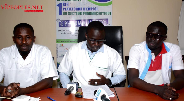 L'Union des Jeunes pharmaciens du Sénégal (UJPS) tirent sur le commissaire Sankharé