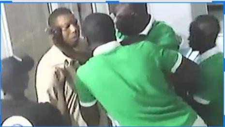 Affaire Commissaire Bara Sangaré: Cette photo de l'histoire met en cause Dr. Cheikhna Gaye. À vous de juger