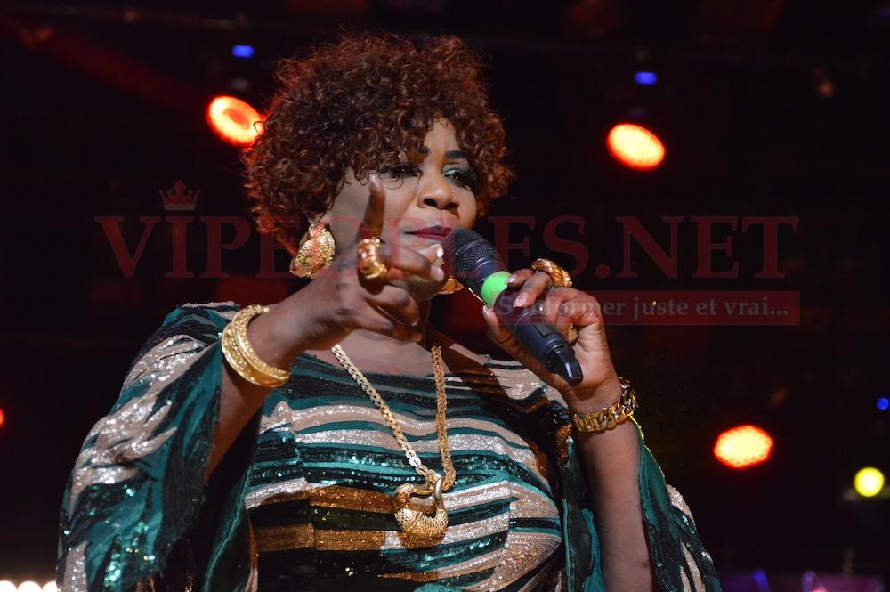 GRAND THEATRE: Daba Seye guest star de Titi, un duo d'enfer entre les deux divas de la musique Sénégalaise.