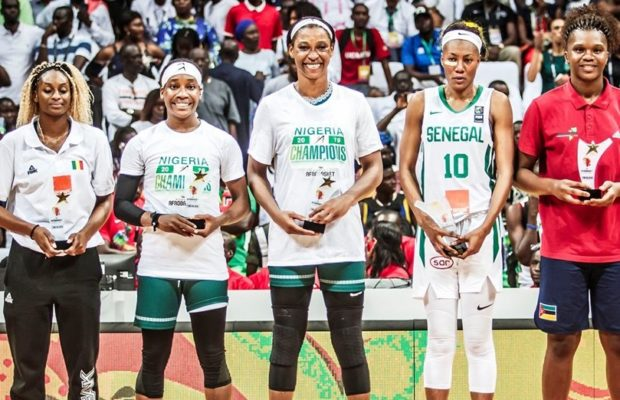 Afrobasket 2019 : Astou Traoré seule Sénégalaise dans le 5 majeur