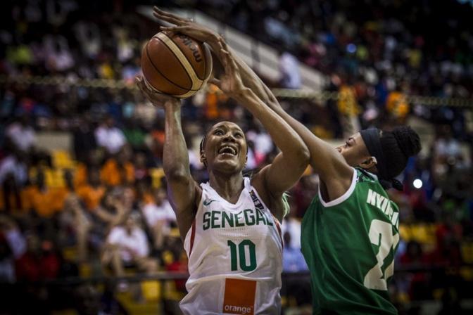 Afrobasket 2019 : Le Sénégal s'incline devant le Nigéria, sur le score de 60 contre 55