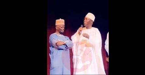 Vidéo-« Sabar » organisé par Me El Hadji Diouf : L'anecdote de Souleymane Ndéné amuse le public