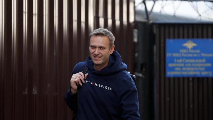 Russie: Alexeï Navalny sort de prison après 30 jours de détention