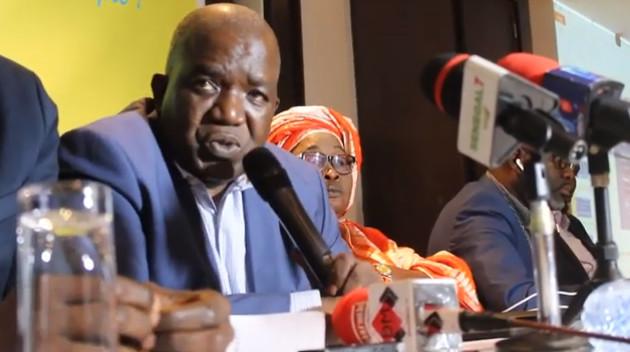PDS: le Meel exige l'audit de la gestion de Oumar Sarr et sa démission du Pds