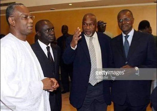 Idrissa Seck sur le décès de Dansokho: « Une grosse perte pour l'Afrique… »
