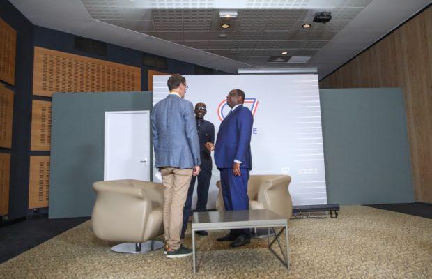 Sommet G7 : Voici les grandes lignes de l'actif social du Président Macky Sall