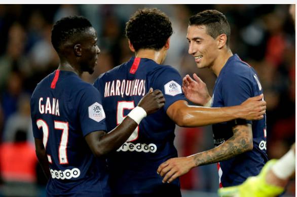 Gana Gueye sur son premier match au PSG : « je me suis intégré rapidement »