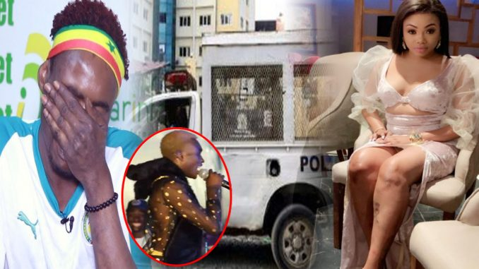 (Emission Buzz Du Web) : Ouzin Keita à la « police » toute la vérité sur la plainte, les dessous du divorce prématuré de Abby « Idoles » qui choquent ses Fans