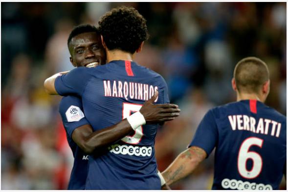 PSG : Pierre Ménès valide totalement Gana Guèye !