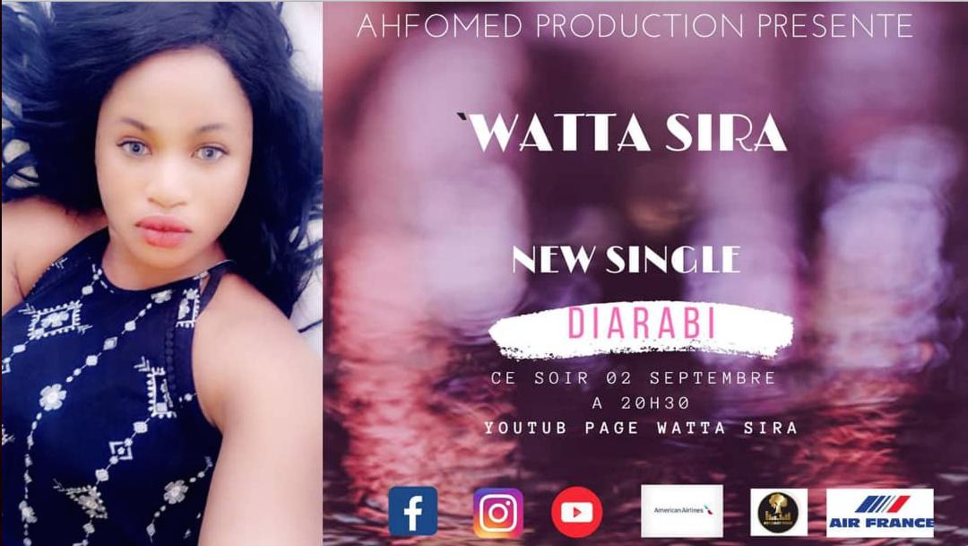Nouveau single : WATTA SIRA -DIARABY -AUDIO Prod By AhmedOneTheBeat
