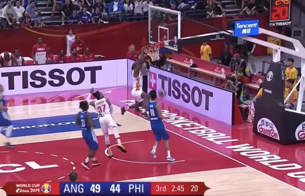 Basket : Le Nigeria sans pitié face à la Corée, l'Angola tient sa victoire
