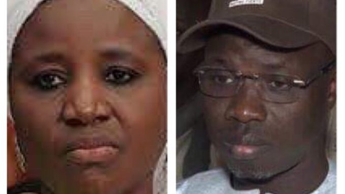 Le couple Djoloff djoloff qui ruine Kaolack : Mouhamed Ndiaye « Rahma » et Mariama Sarr ,démasqué par les jeunes
