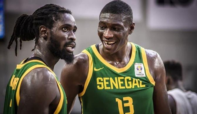 Mondial de basket: Le Sénégal perd son 3e match 82-60