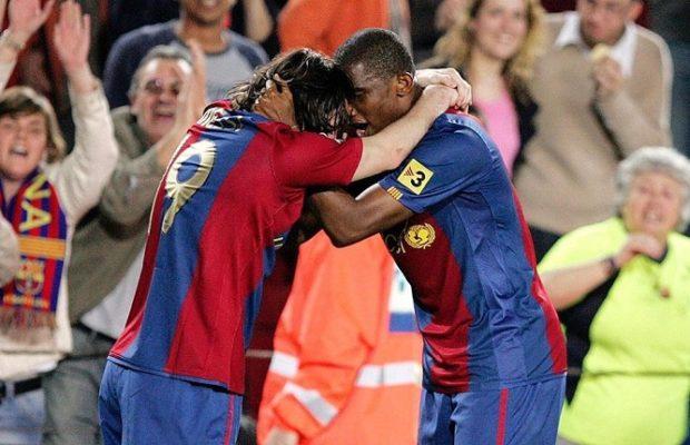 Le bel hommage de Lionel Messi à Samuel Eto'o « Je pensais que tu atteindrais au »