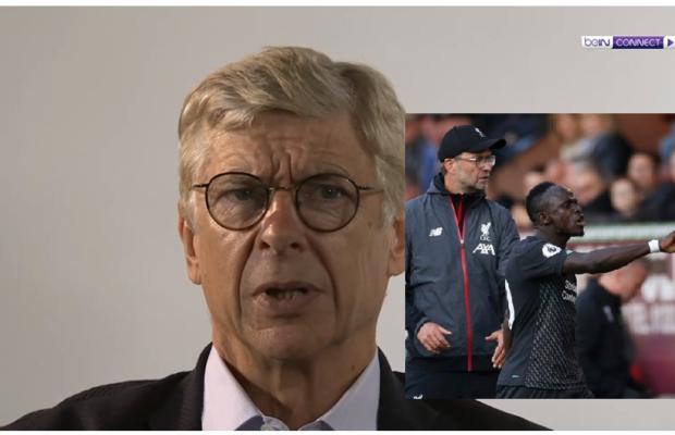 Le dernier geste d'humeur de Sadio Mané n'a pas fini de faire couler de l'encre: Le conseil de Wenger à Salah