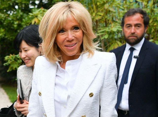 """""""Balance ton miso"""": Des célébrités françaises apportent leur soutien à Brigitte Macron"""