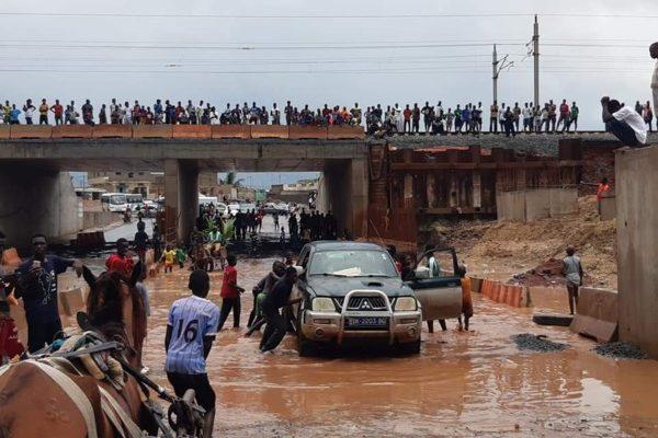 Pluie à Rufisque, Keur Mbaye Fall: Voici les images des dégâts
