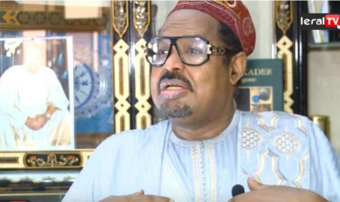H-G du Sénégal : Les « histoires » du Pr Iba Der Thiam déchirées par Ahmed Khalifa Niass