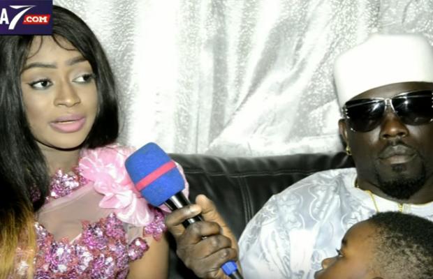 Spécial Tamkharite : Kiné Badiane reçoit son ex mari Eumeudy Badiane