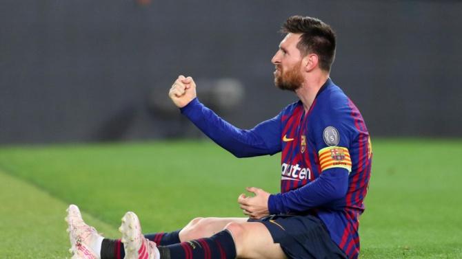Leo Messi : « Barcelone est ma maison, je ne veux pas partir mais… »