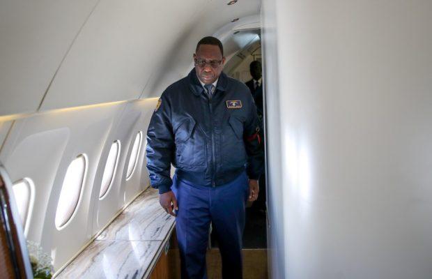 """L'Etat apporte des précisions sur l'avion présidentiel """"pointe sarene"""""""