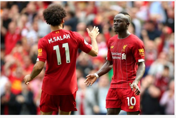 Liverpool 2 – 1 Newcastle : Le Doublé pour Sadio Mane, REGARDEZ