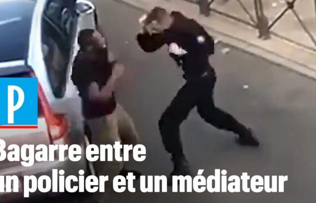 Imbroglio autour de la suspension du policier qui s'était battu avec L'employé municipal Lamine Bâ à Sevran