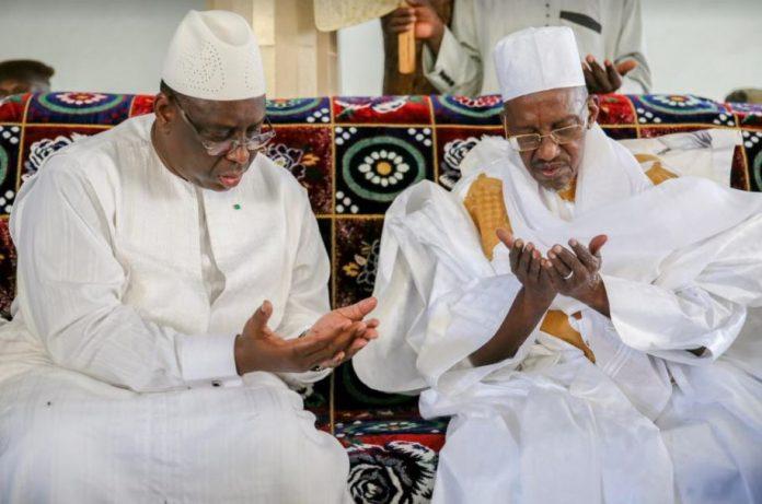 Photos – Les images des condoléances du Président Macky Sall à Médina Gounass