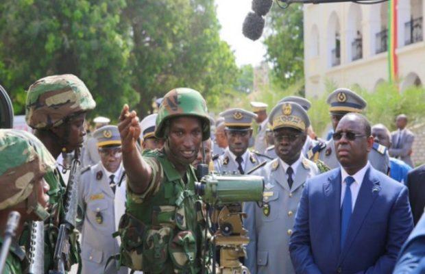 Série de nominations : Macky réorganise l'Armée et la gendarmerie