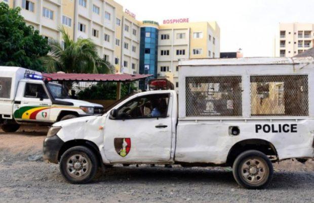 Guédiawaye: Une voiture de police heurte une fille qui perd finalement ses deux jambes
