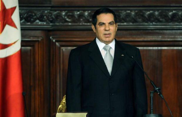 Tunisie : l'ex-président Zine el-Abidine Ben Ali est mort