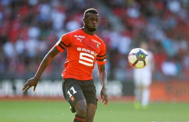 Ligue Europa : Mbaye Niang buteur mais Rennes accroché, Arsenal et Séville gagnent