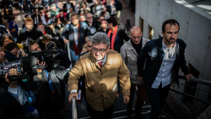 Perquisition à La France insoumise: Trois mois de prison...requis contre Jean-Luc Mélenchon
