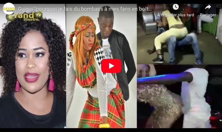 « Bombal » : Les explications surprenantes de GuiGui du concept (Vidéo)