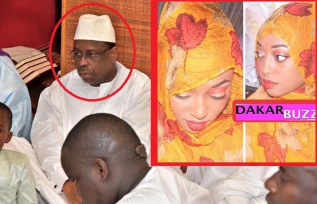 Mariage de AMADOU SALL, Ce que vous ne saviez pas sur Fatima Aïdara