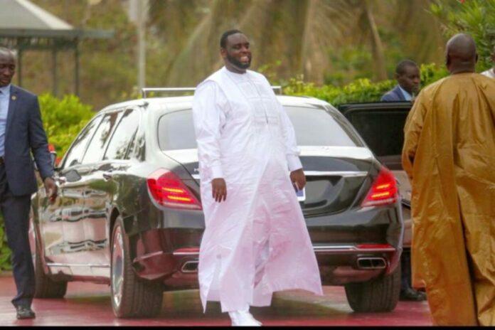 Carnet blanc: Le fils de Macky Sall, Amadou, s'est marié