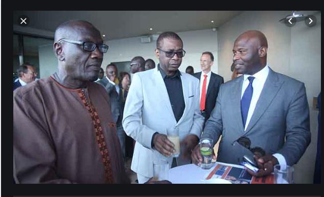 Youssou Ndour FÊTE SES 60 ANS