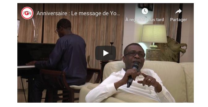 Anniversaire de ses 60 ans : le message poignant de Youssou Ndour à ses fans
