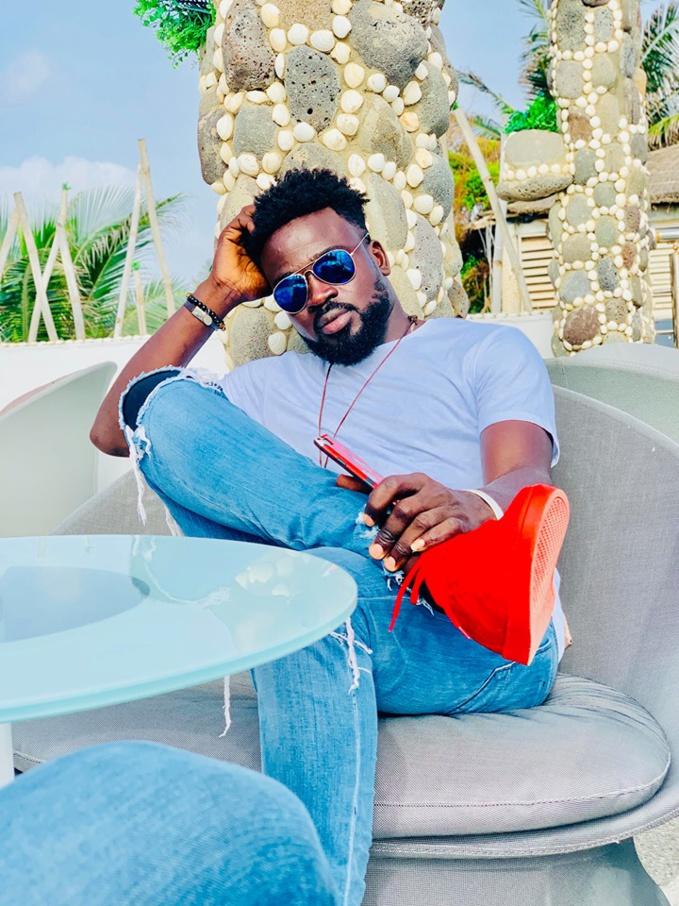 Photos: Moussa Kène Ki prend du bon temps en cette période d'été
