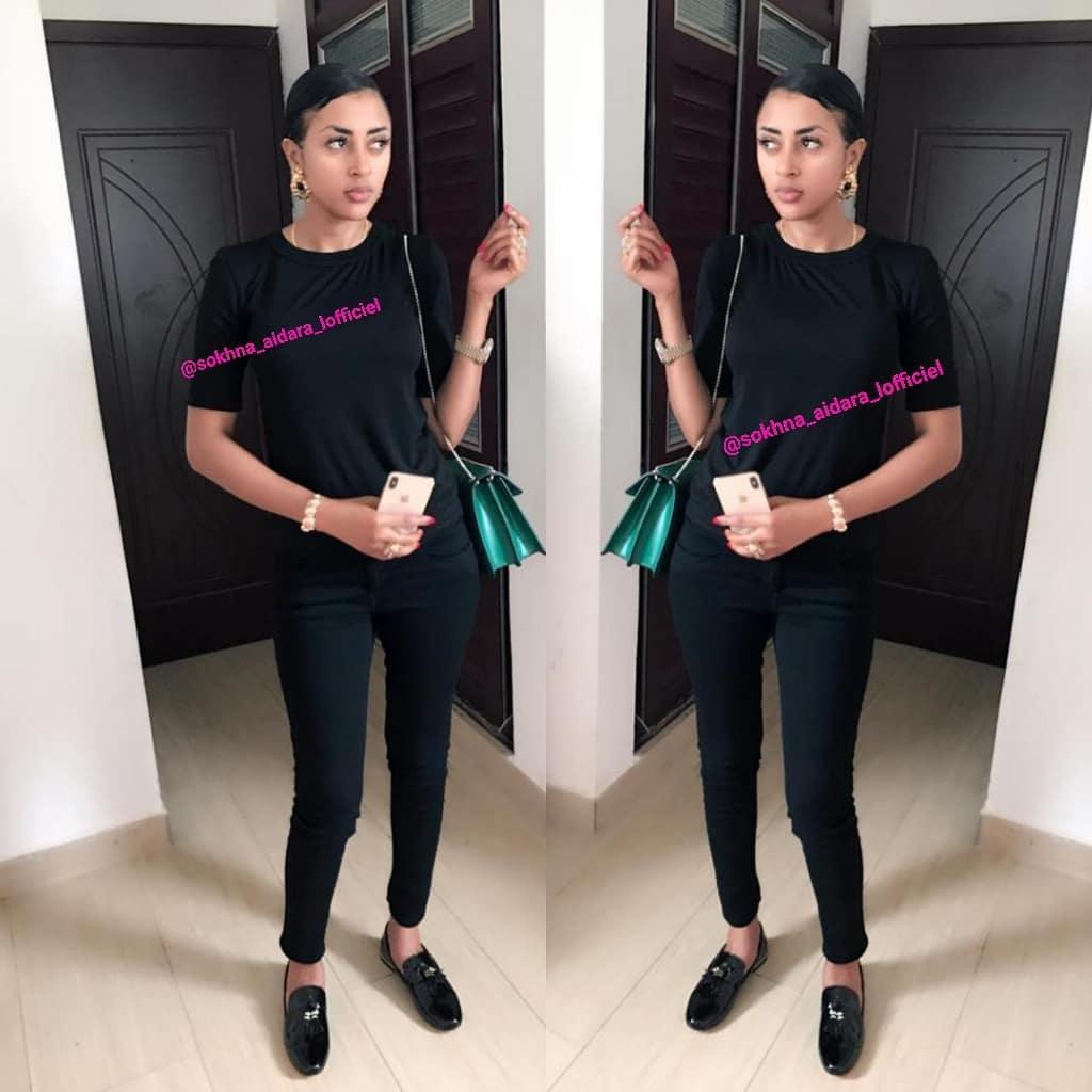 Admirez les dernières Photos de Sokhna Aidara