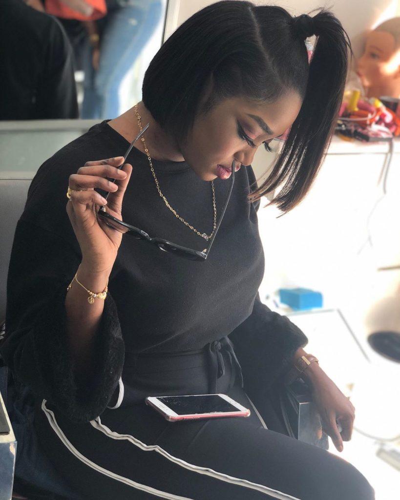 Pourquoi, Diodio Diaw la soeur de Katy Chimère Diaw perturbe ses fans avec ses formes exposées sur la toile des réseaux sociaux