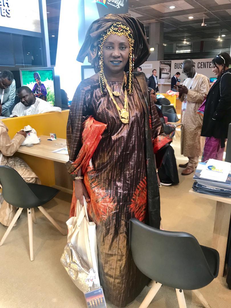 Oumou Sy, la Beauté et la Classe sénégalaises revisitées à Paris