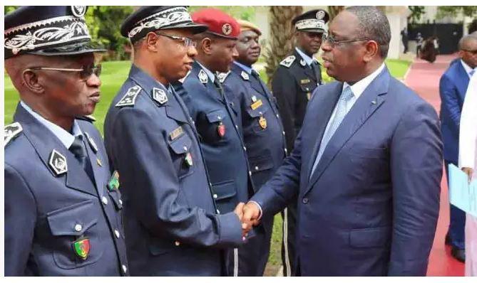 Le commissaire Bara Sankharé rebondit à la sureté urbaine