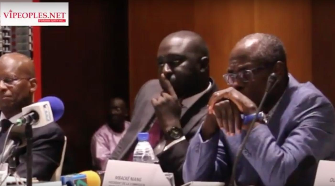 VIDEO - Abdou Karim Fofana, Ministre de l'Urbanisme…: « La redevance locative permet d'être propriétaire sur une durée de 15 à 20 ans dans les pays développés »
