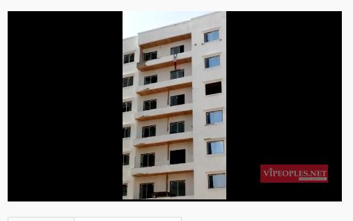 VIDÉO: Film intégral du jeune homme tombé au 5 eme étage à la Cité Gorgui .