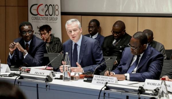 La France ouverte à une réforme ambitieuse du Franc CFA, selon son ministre des Finances Bruno Le Maire