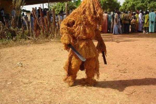 Vélingara : Un Kankourang envoyé en prison…