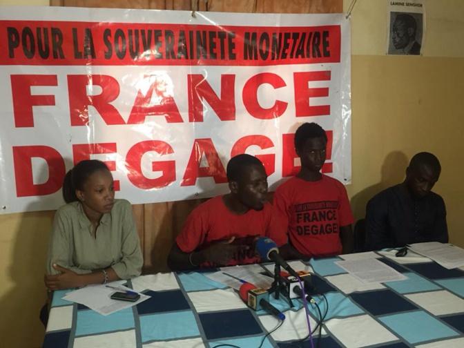 Affaire des 94 milliards : Frapp/France dégage, aussi, dépose une plainte ce mardi