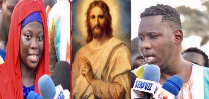 Touba: Révélations des chrétiennes et Jahman X Press dans la mosquée « Serigne Touba ak Jesus Christ